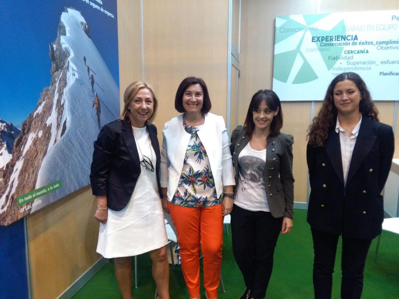 ARTAI participa en FIAA 2017 y acerca su premiada aplicación NET FLOTAS a los profesionales del sector
