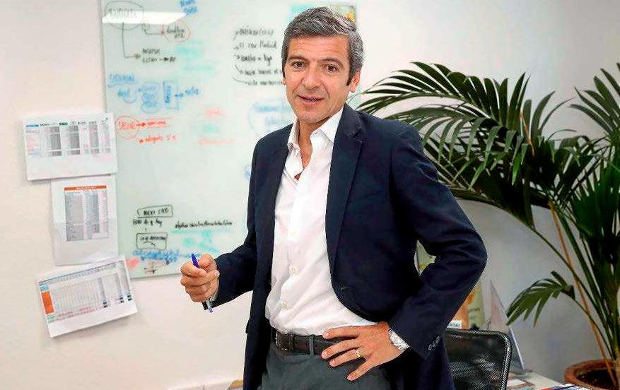 """Entrevista a Rubén Martínez en Expansión: """"Nuestro cliente objetivo es la empresa mediana y grande"""""""