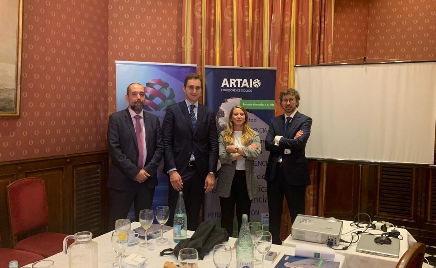 ARTAI organiza una jornada sobre el seguro de caución como alternativa al aval bancario