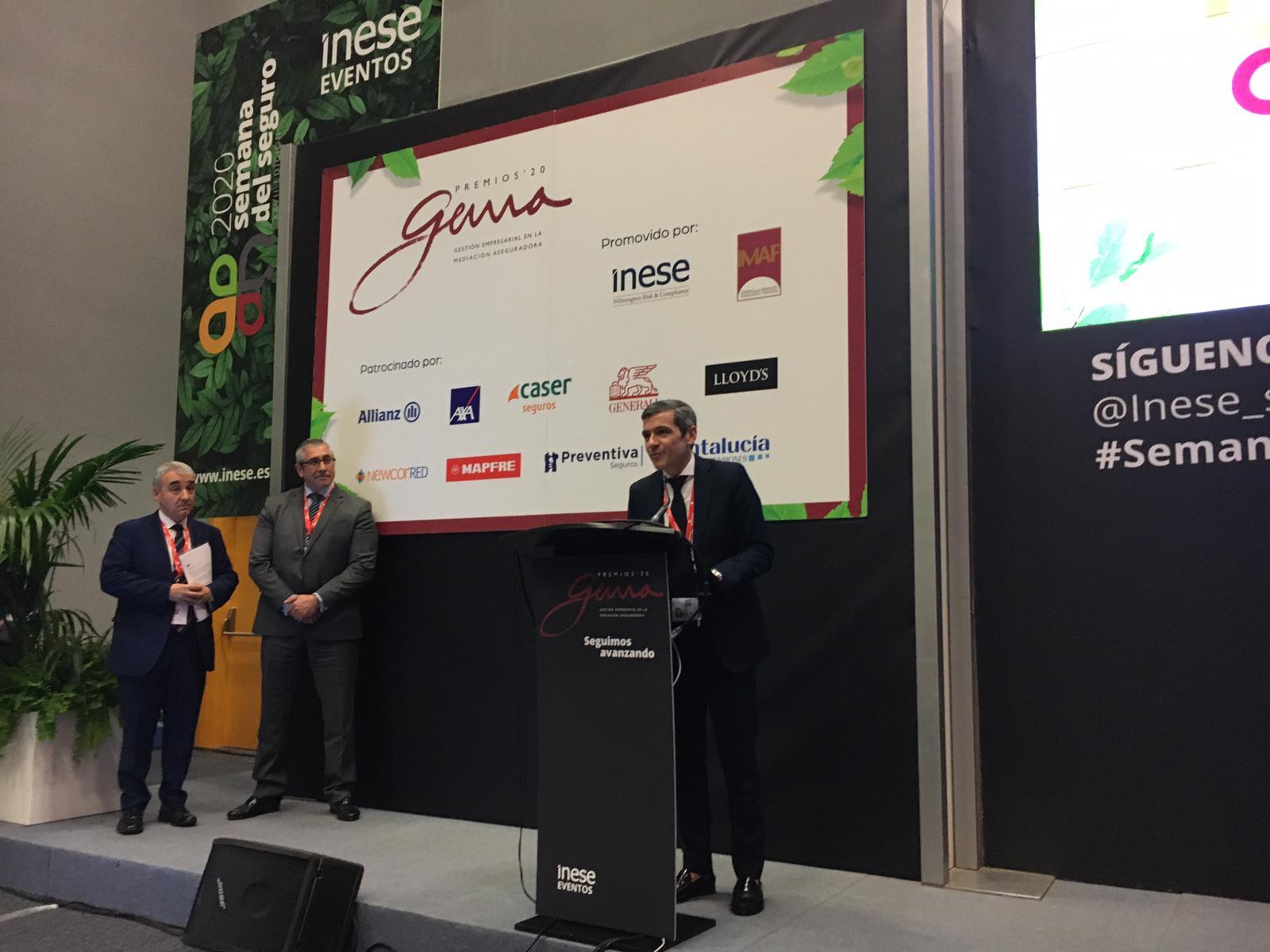 ARTAI recibe el Premio GEMA 2020 a la Excelencia Profesional