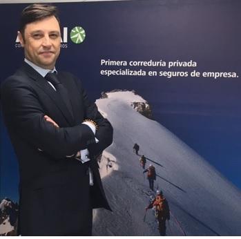 El director de Tecnología y Organización de ARTAI, David Peláez, da las claves para una digitalización segura de una correduría